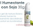 Gel Humectante con Soja 30g