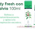 Body Fresh con Salvia 100ml