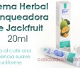 Crema Herbal Blanqueadora de Jackfruit 25g